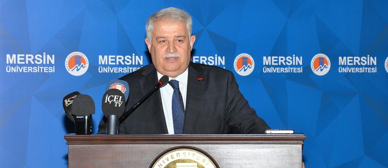 Mersin Üniversitesi Akademik Yılı Açılış Dersi